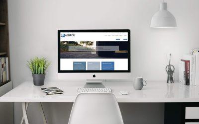 ¡Una apuesta digital! La nueva web de Actibrok